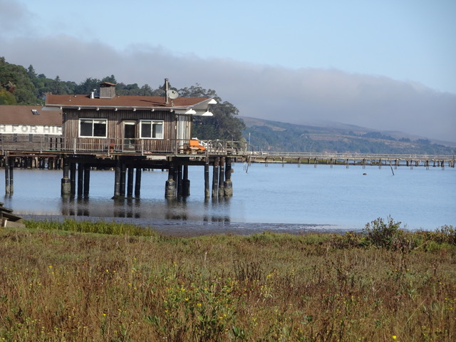 point reyes docks